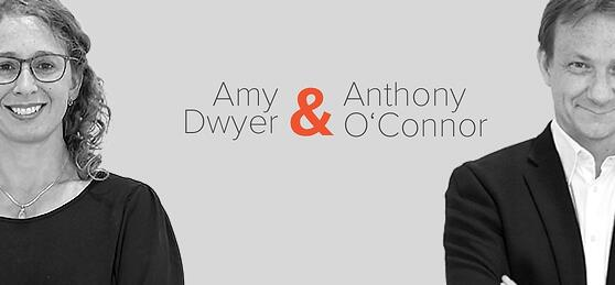 Amy Dwyer & Anthony O'Connor
